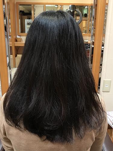 髪が扱いやすくなって、オシャレできるので休日が楽しめます♪