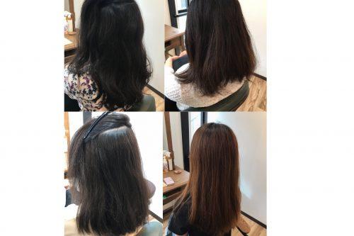 縮毛矯正で髪質改善!?