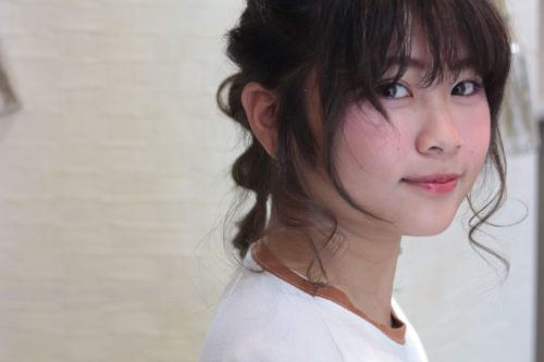 丸顔タイプの似合う髪型のポイント(参考に是非)
