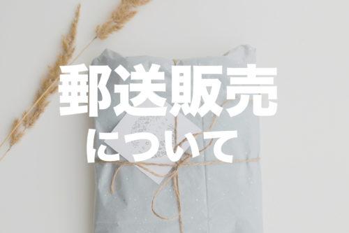 【ホームケアアイテム郵送販売】