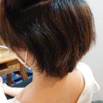 髪が短くていつも縮毛矯正が上手くいかないけど大丈夫でしょうか?(施術者 ツジ)